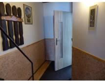 Apartmán č. 2 - vstup z chodby